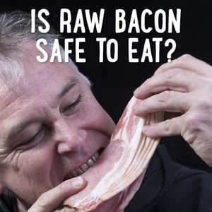 Is Raw Bacon Safe to Eat? - Video   MyRecipes