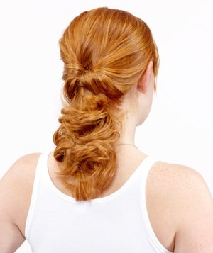 topsy tail easy buns