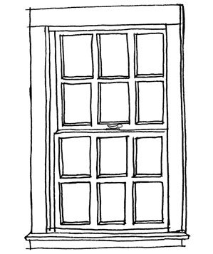 Anatomy Of A Window Real Simple