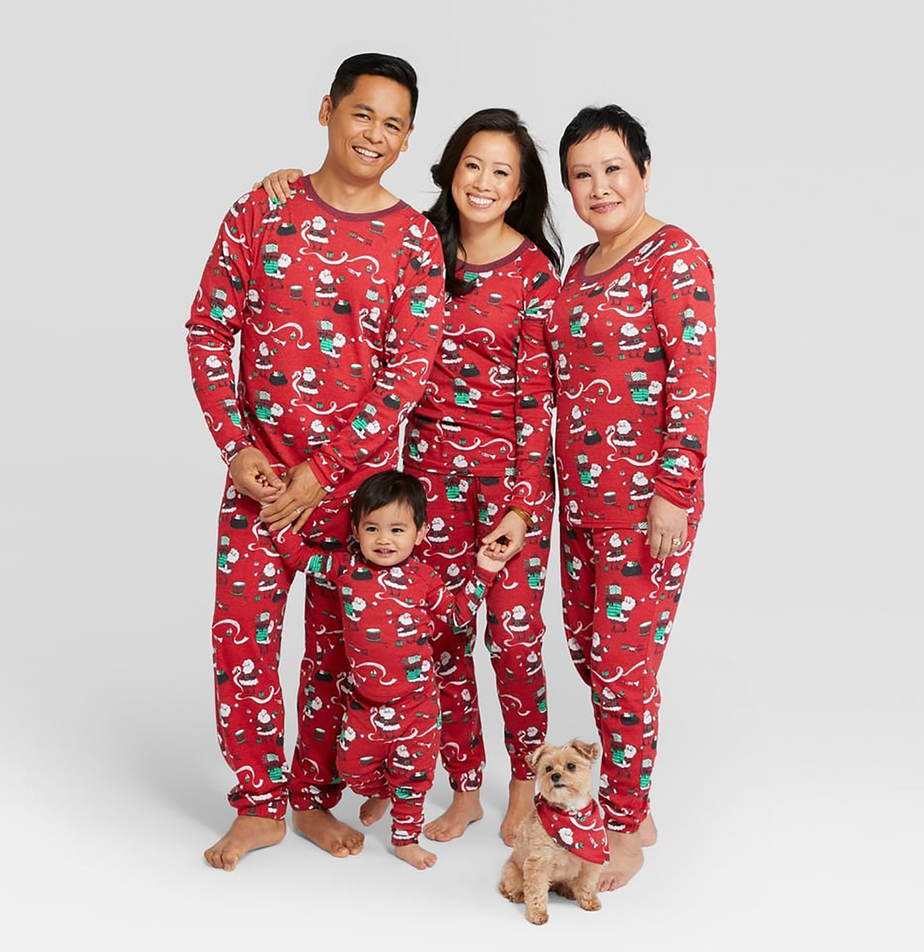 Best Matching Family Christmas Pajamas for 2018 Family