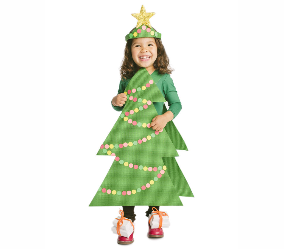 Costume Christmas Tree Cool Halloween Costumes