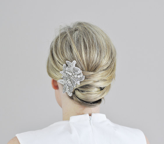 wrapped updo 3 easy diy bridal