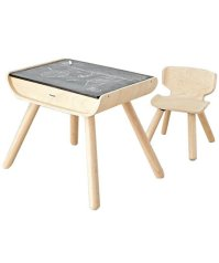 The Land of Nod Toddler Desk and Chair Set | Cool Gifts ...
