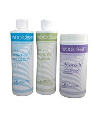 WoolClean Carpet Spot Remover Kit by Wools of New Zealand ...