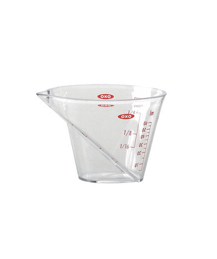 oxo kitchen supplies green cabinet doors small liquid measuring cup | the best ...