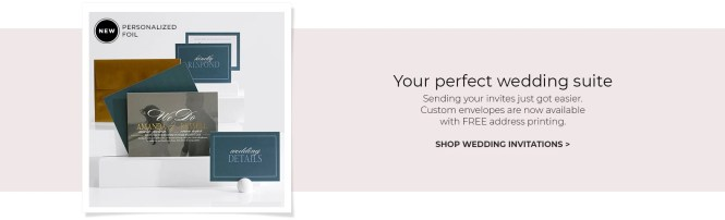 Wedding Suite Stationery Packages Shutterfly