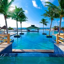 Pools In Cancun Travel Leisure