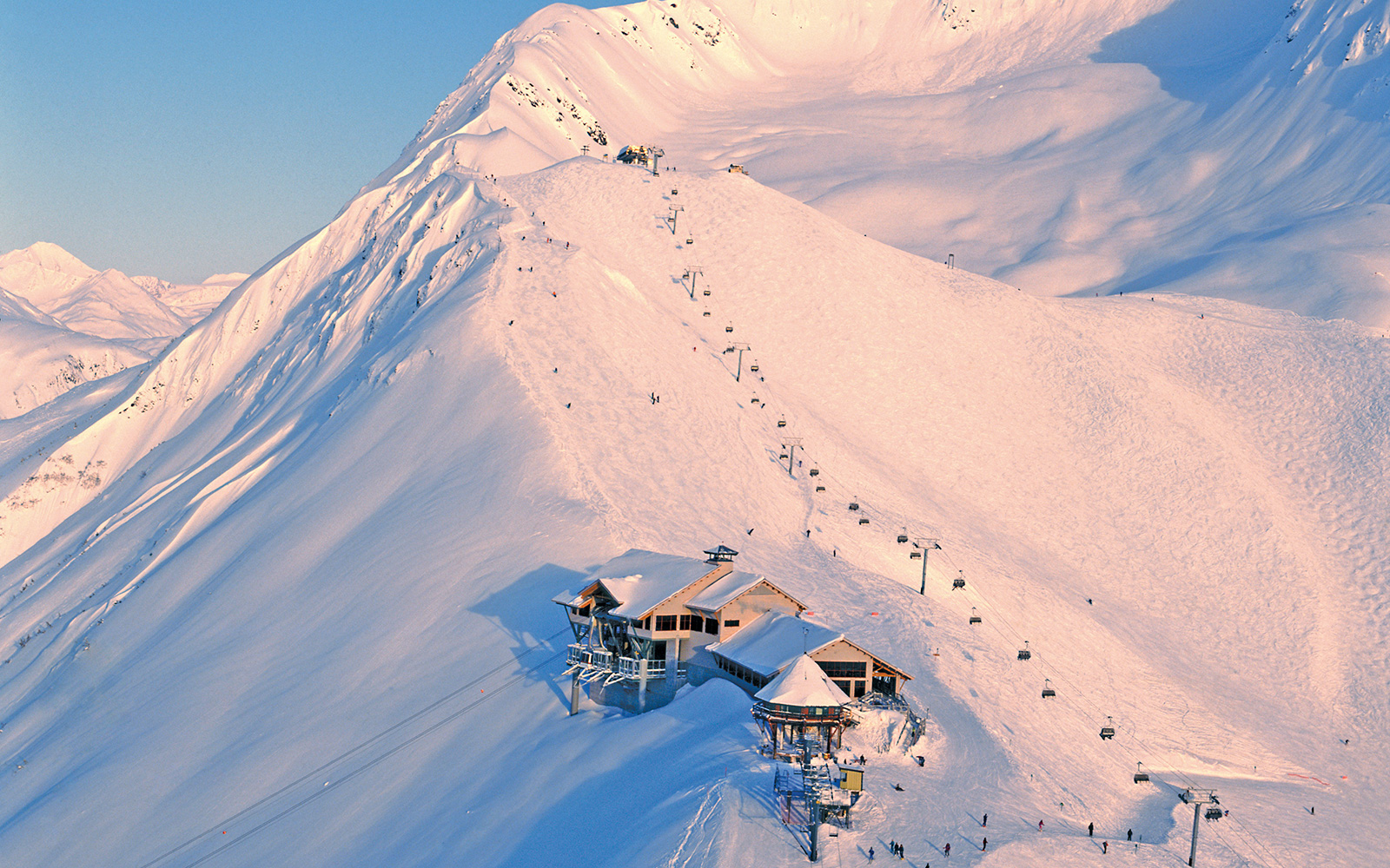 America' Ski Hotels Travel Leisure
