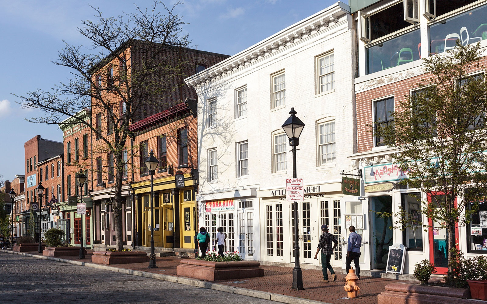 America's Most Charming Cities 2015  Travel + Leisure