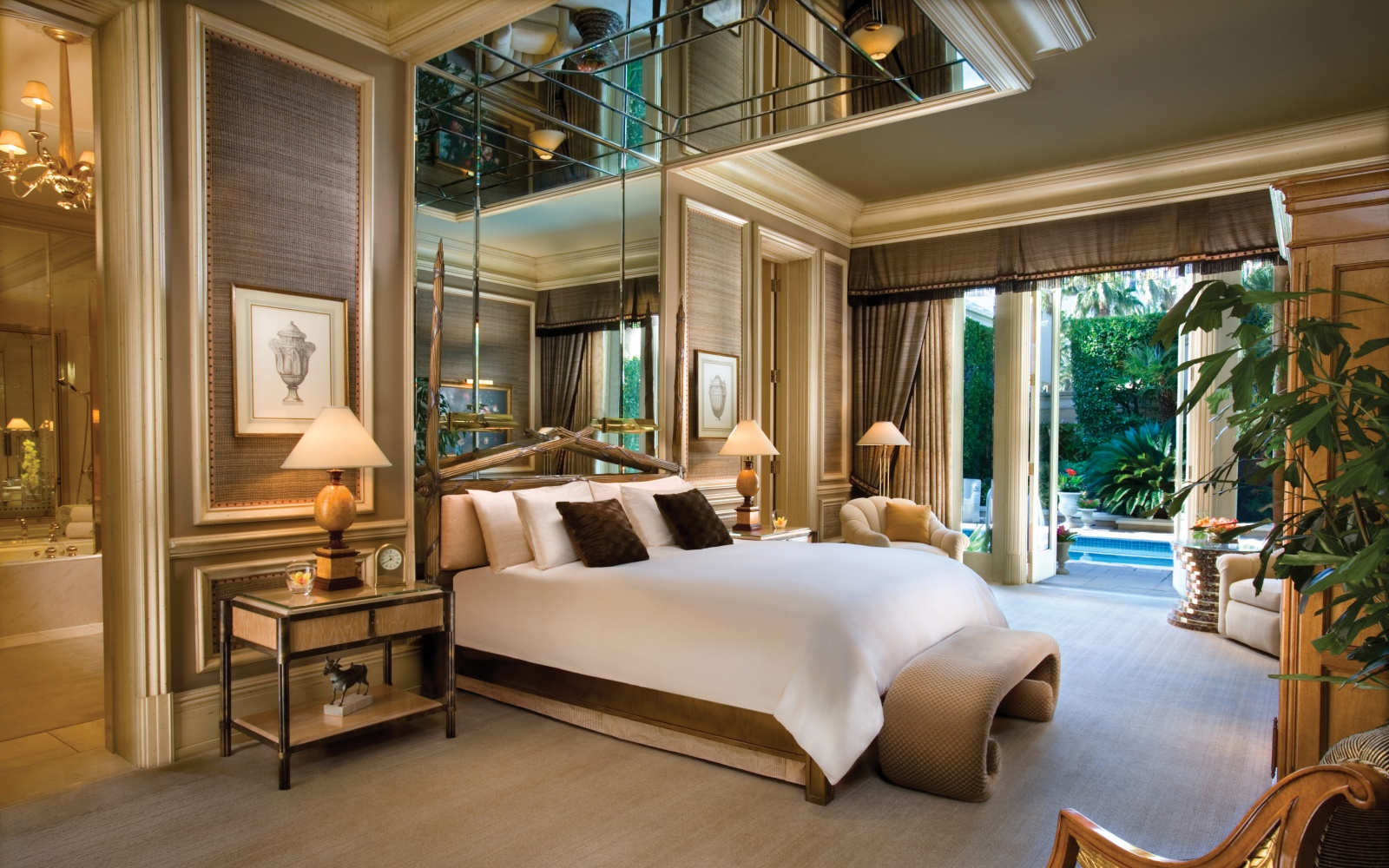 Las Vegass VIPOnly Suites and Villas Opening to the Public  Travel  Leisure