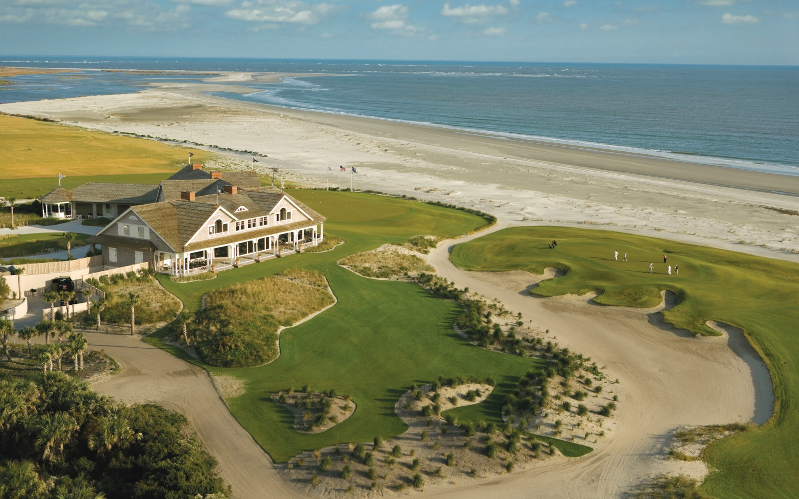 Sanctuary Kiawah Island Golf Resort Travel Leisure