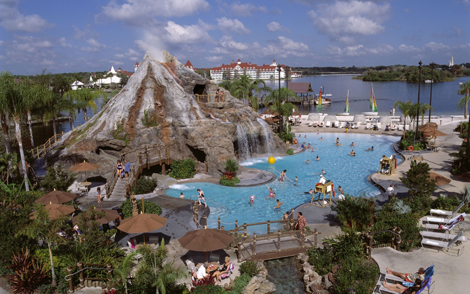 Disney' Polynesian Resort Travel Leisure