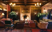 New Yorks Best Fireplace Bars