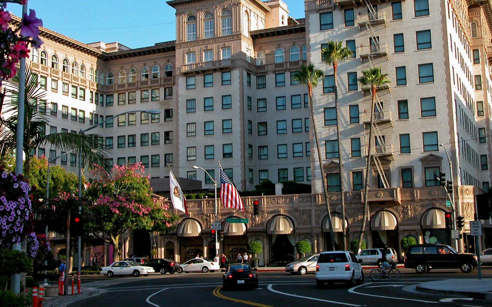 Beverly Wilshire Hills Four Seasons Hotel
