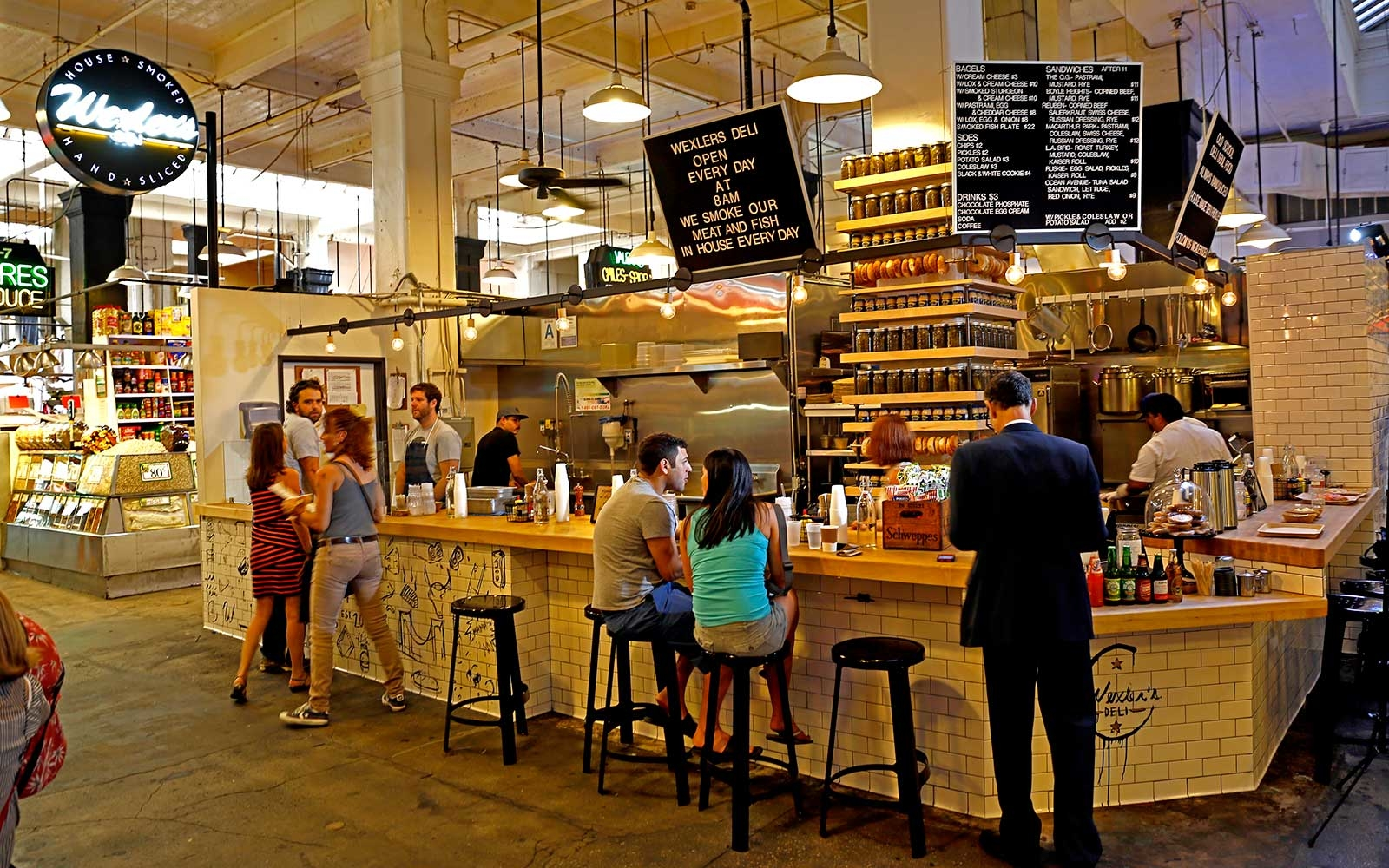 Grand Central Market Travel Leisure