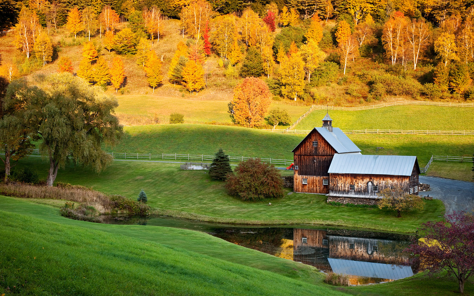 New England Fall Foliage Desktop Wallpaper 18 Beautiful Photos Of Fall From Around The World Travel