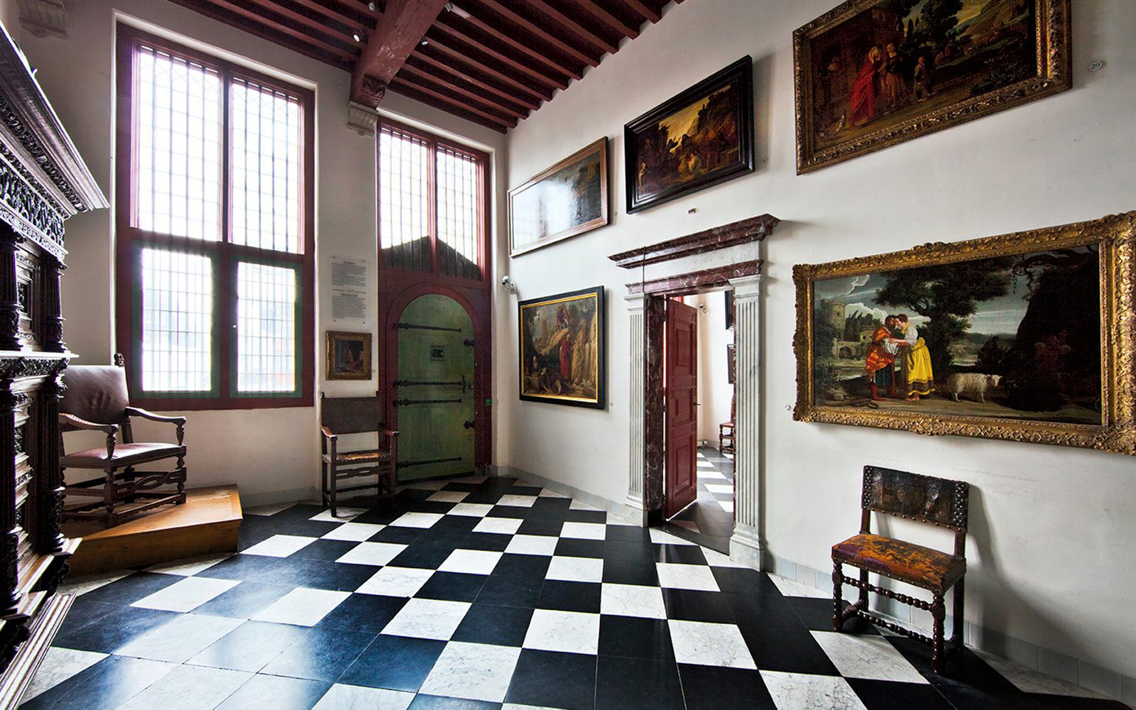 Rembrandt House Museum Travel Leisure
