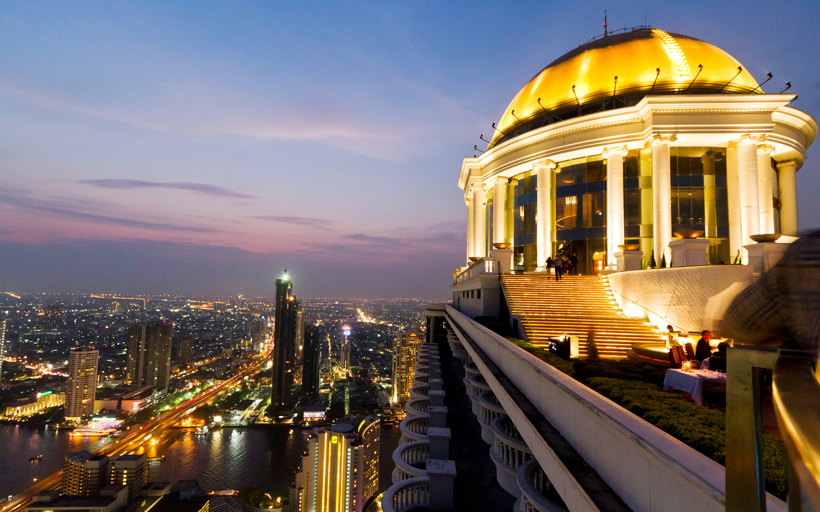 Lebua At State Tower Travel Leisure