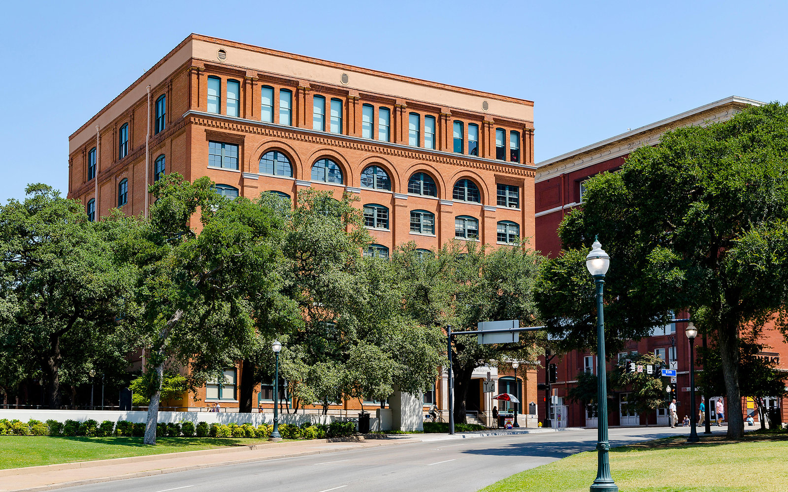 Sixth Floor Museum at Dealey Plaza  Travel  Leisure