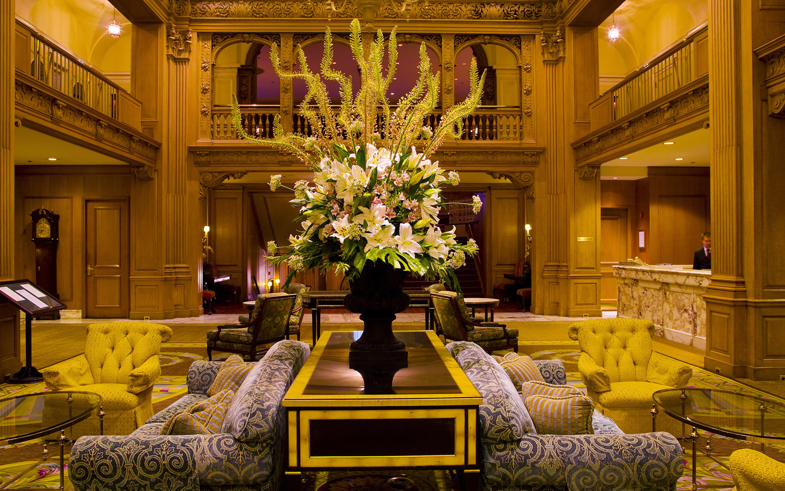 Fairmont Olympic Hotel Travel Leisure