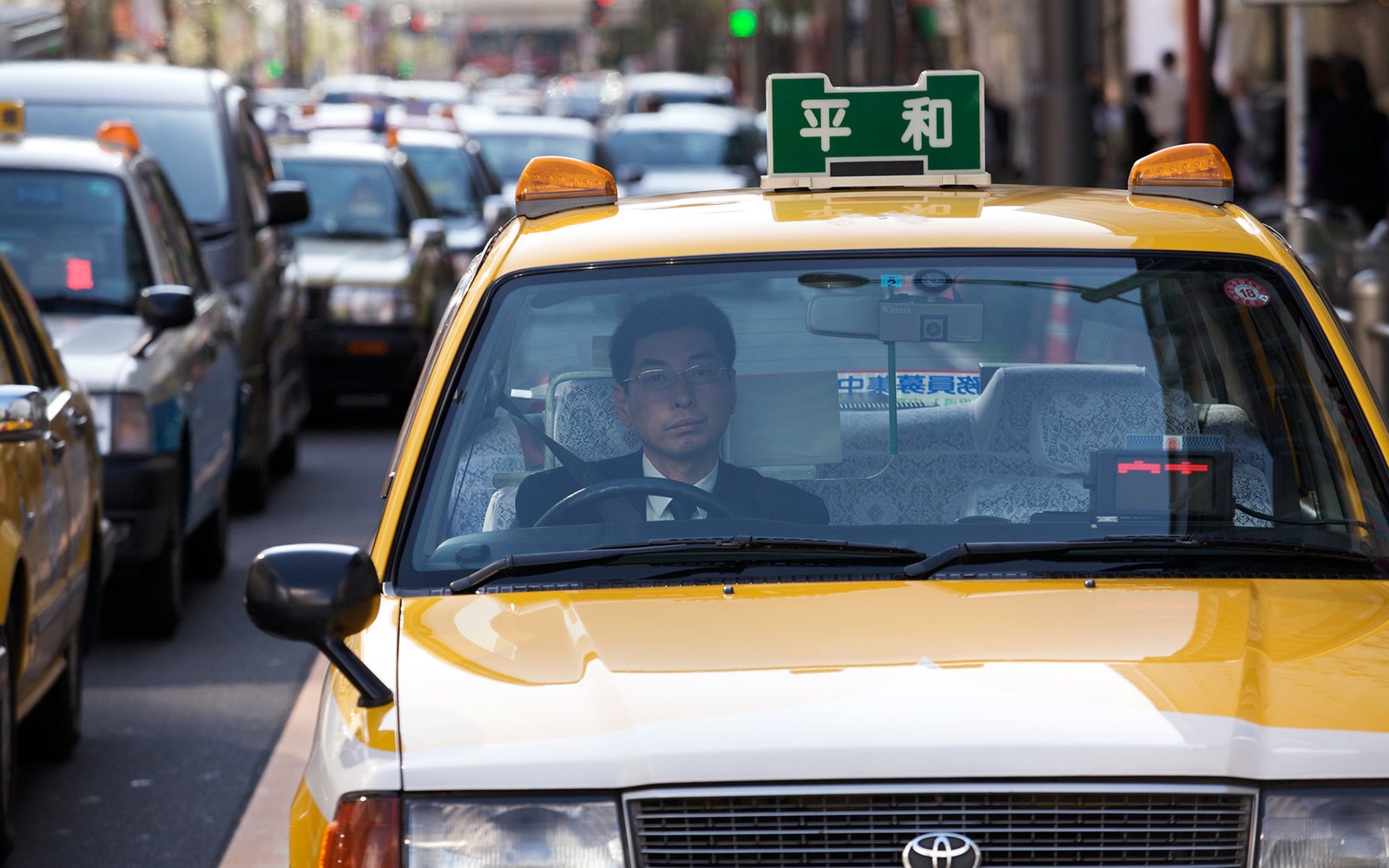 Taxi Drivers In Japan Claim Theyve Had Ghost Passengers