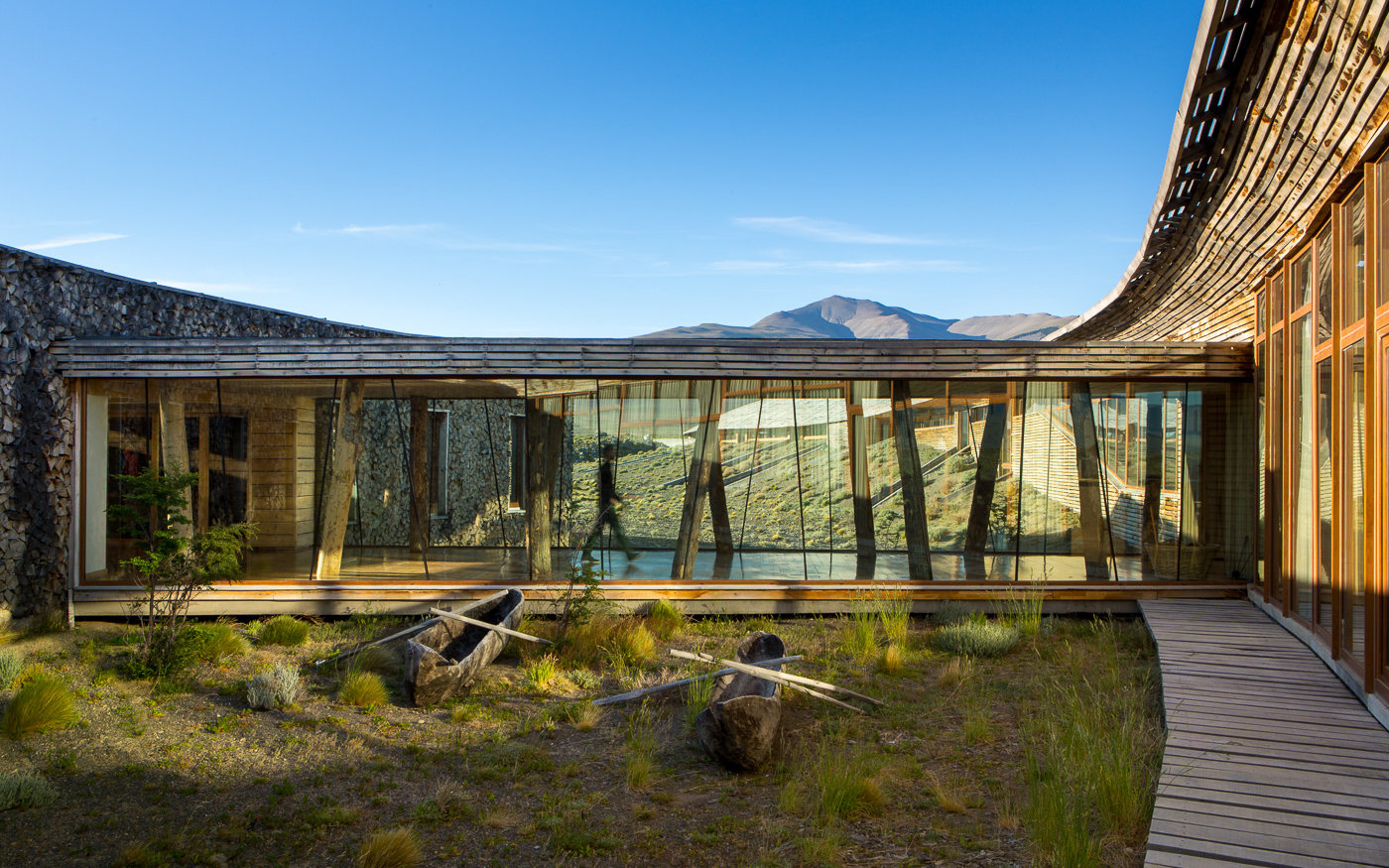 Tierra Patagonia Hotel Chile