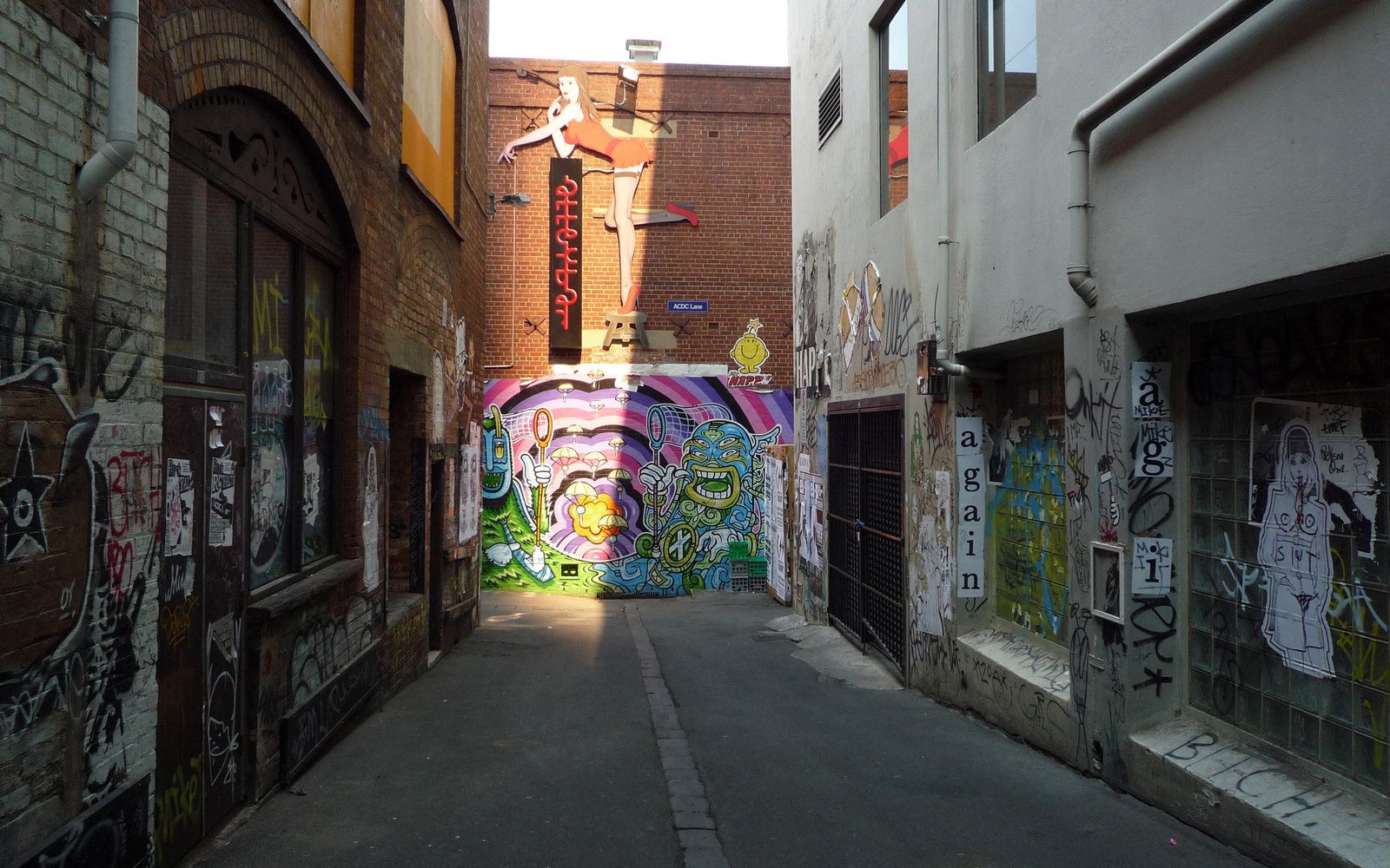 Secret Alleys Around The World Travel Leisure