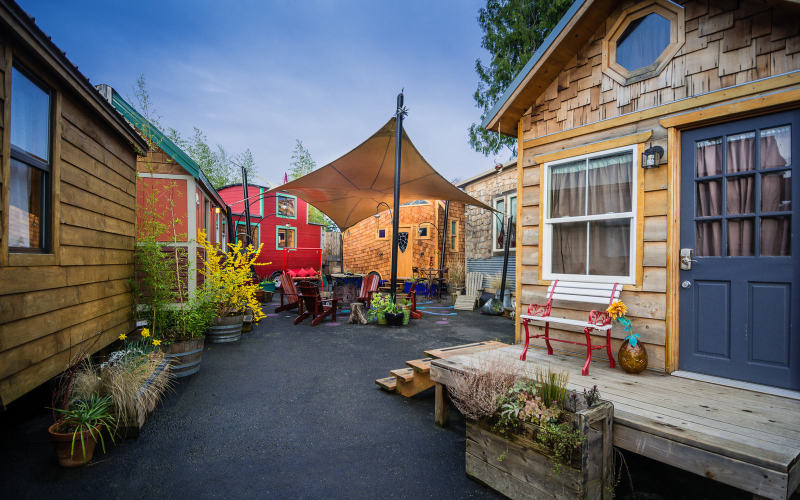 The Best Tiny House Hotels Travel Leisure