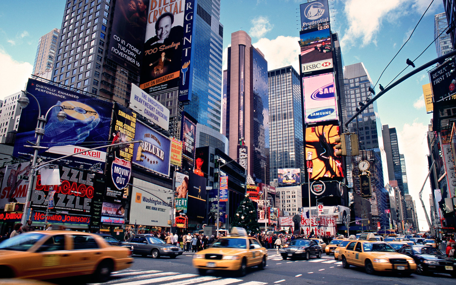 Eat In York City' Times Square Travel