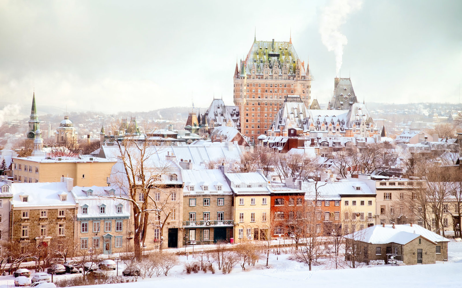 Places to Visit in Quebec City Canada