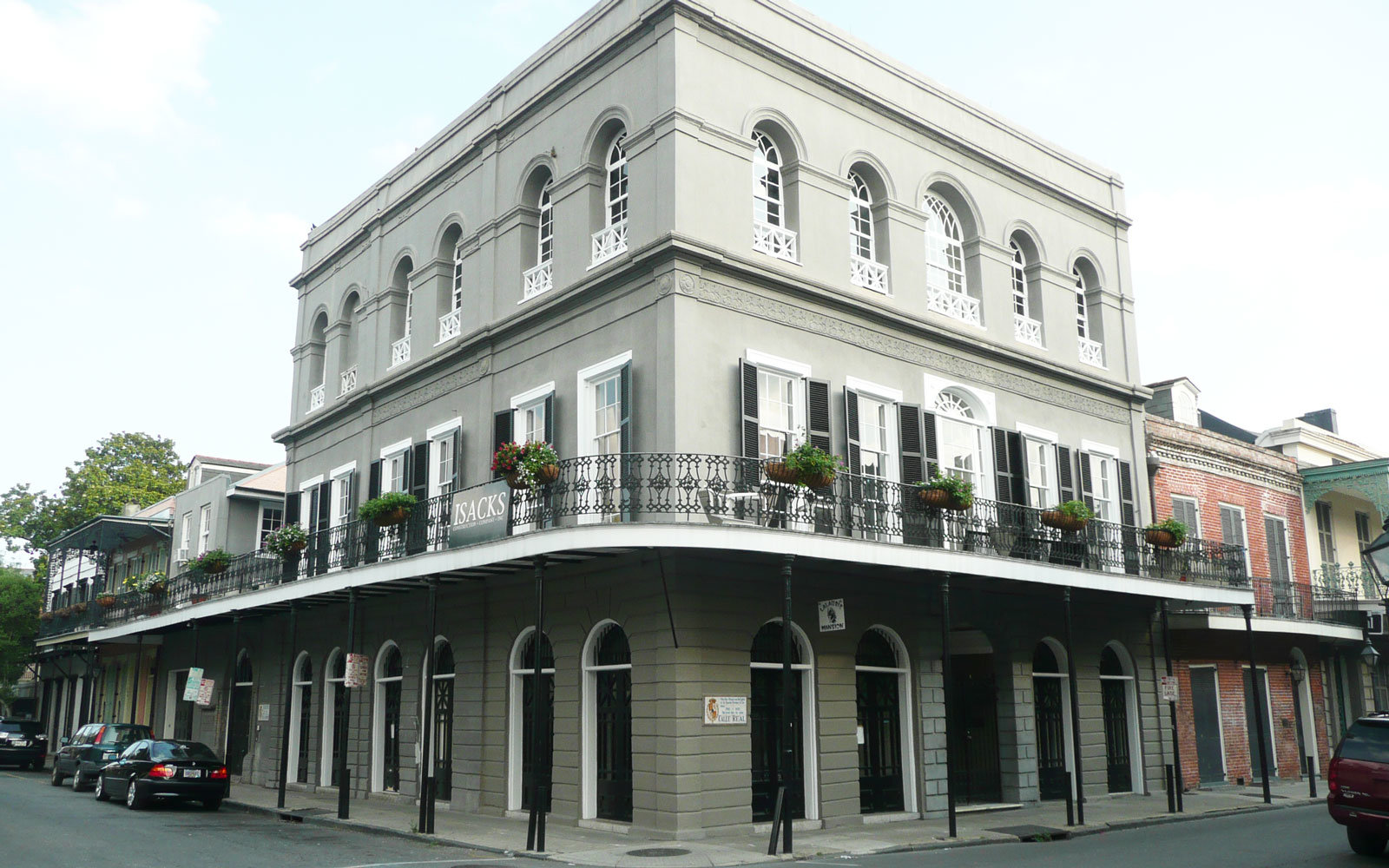 Real Haunted Houses New Orleans