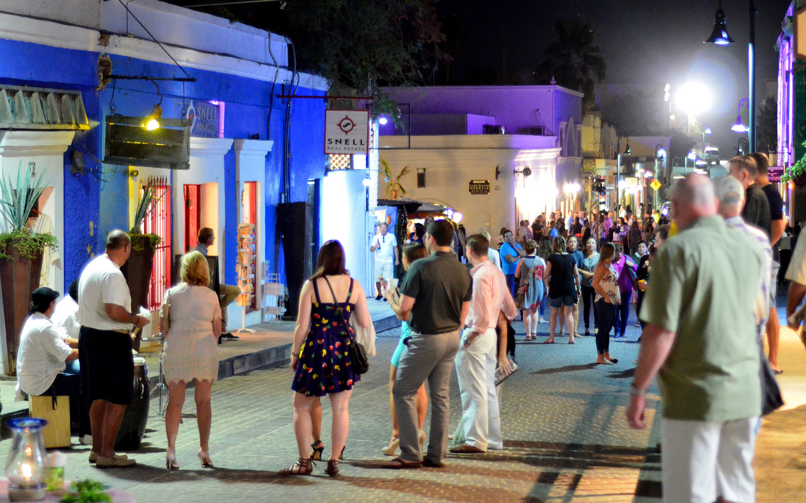 Downtown San Jose Del Cabo Art Walk