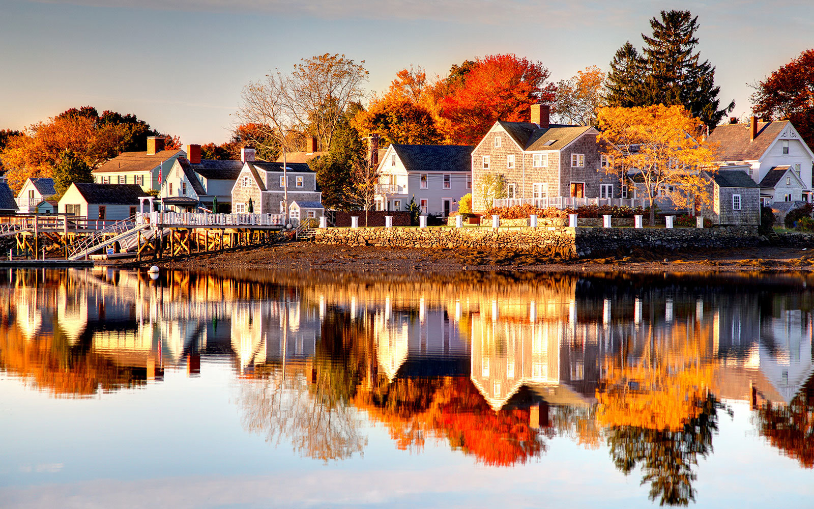 Vermont Fall Farm Wallpaper 17 Best Cities In America For Solo Travelers Travel