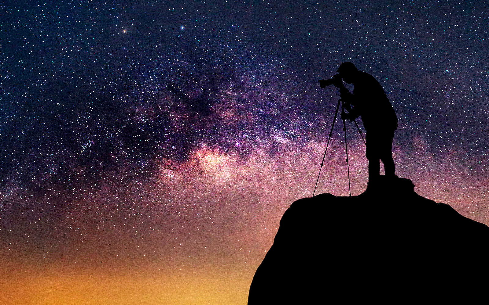 Where To Go To Photograph The Stars Travel Leisure