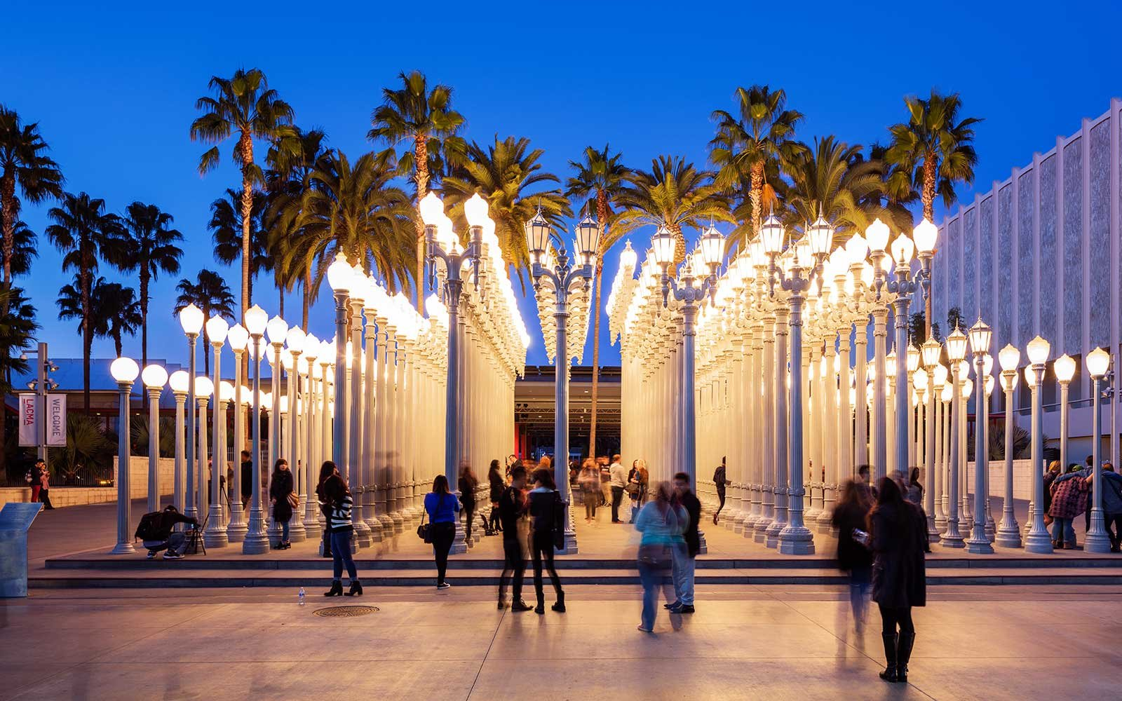 Los Angeles Museums Free Weekend Travel