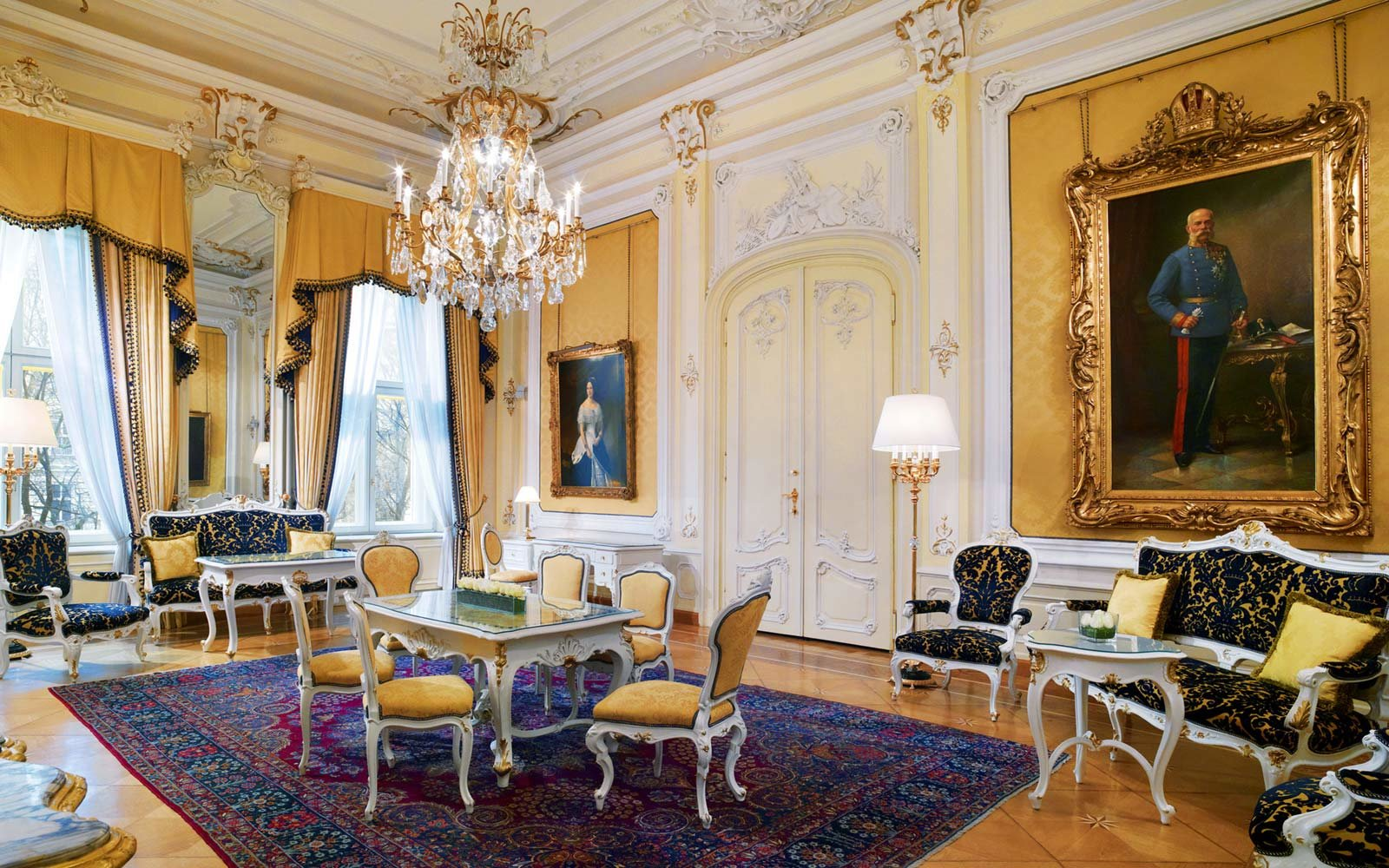 World Romantic Hotels In Europe Travel Leisure