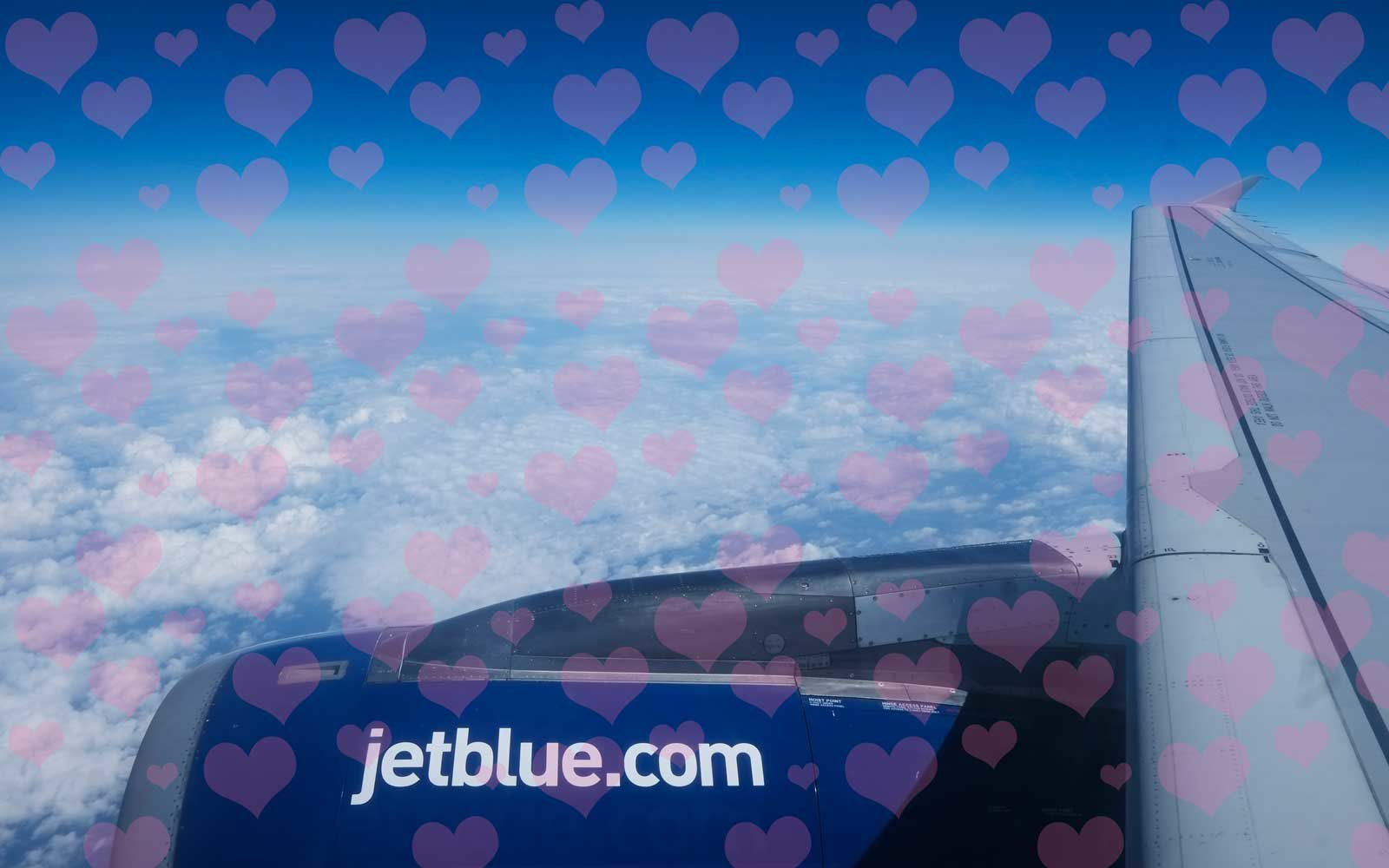 JetBlue Is Selling 39 Flights For Valentines Day