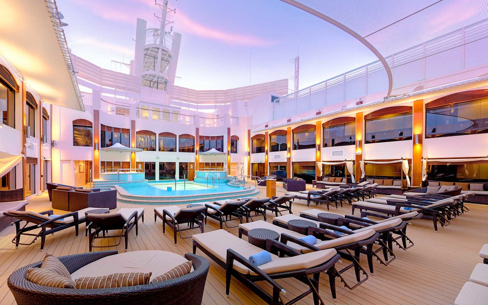 Norwegian Epic Cruise Ship Travel Leisure
