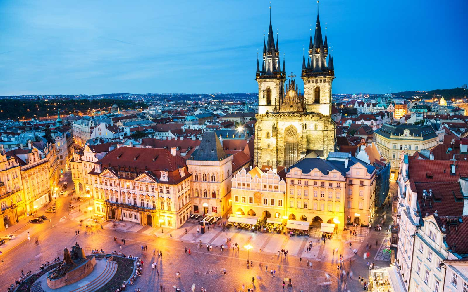 Prague Prove ' Real-life Fairy Tale