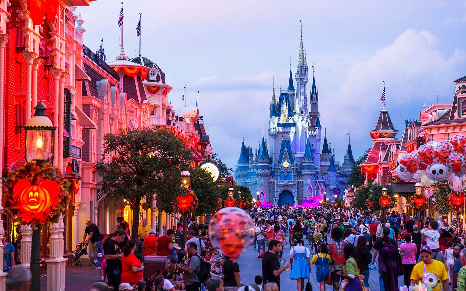 Walt Disney World Guide 'll Travel Leisure