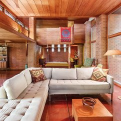 Palmer Sofa Sectional Sofas Vancouver Bc Canada 10 Must-see Houses Designed By Architect Frank Lloyd ...