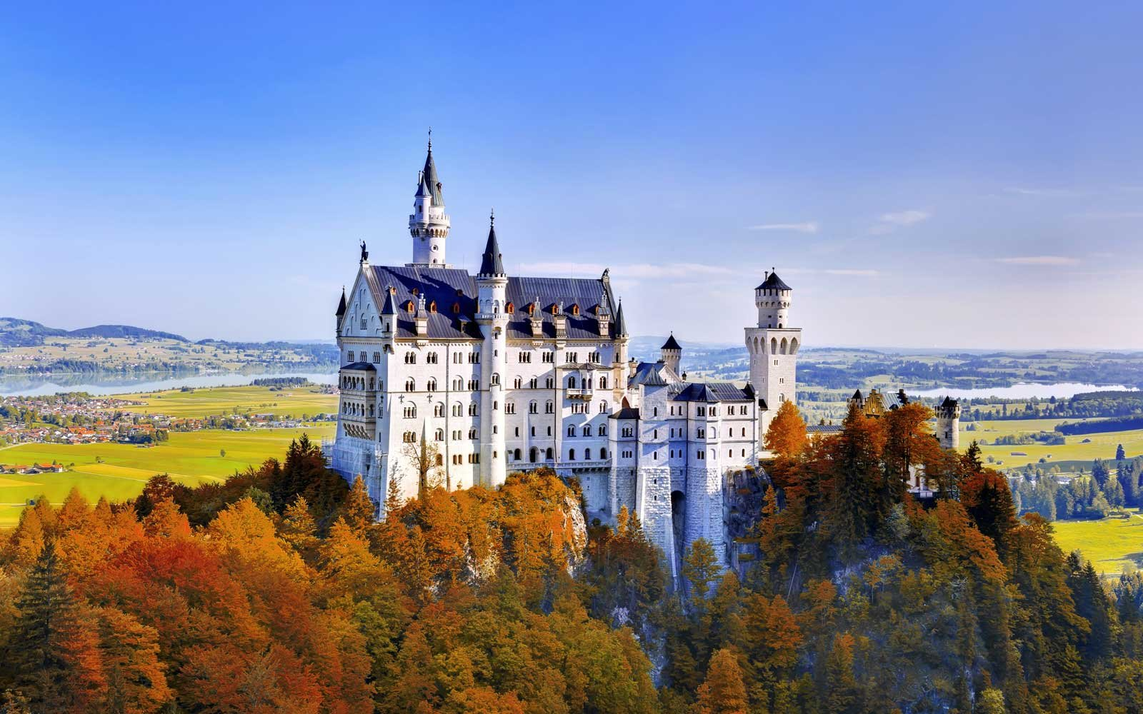 Image result for the neuschwanstein castle
