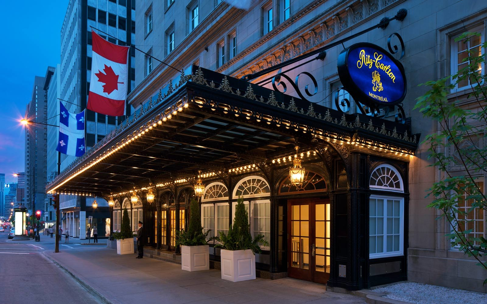 2017 World S Best City Hotels In Canada Travel Leisure