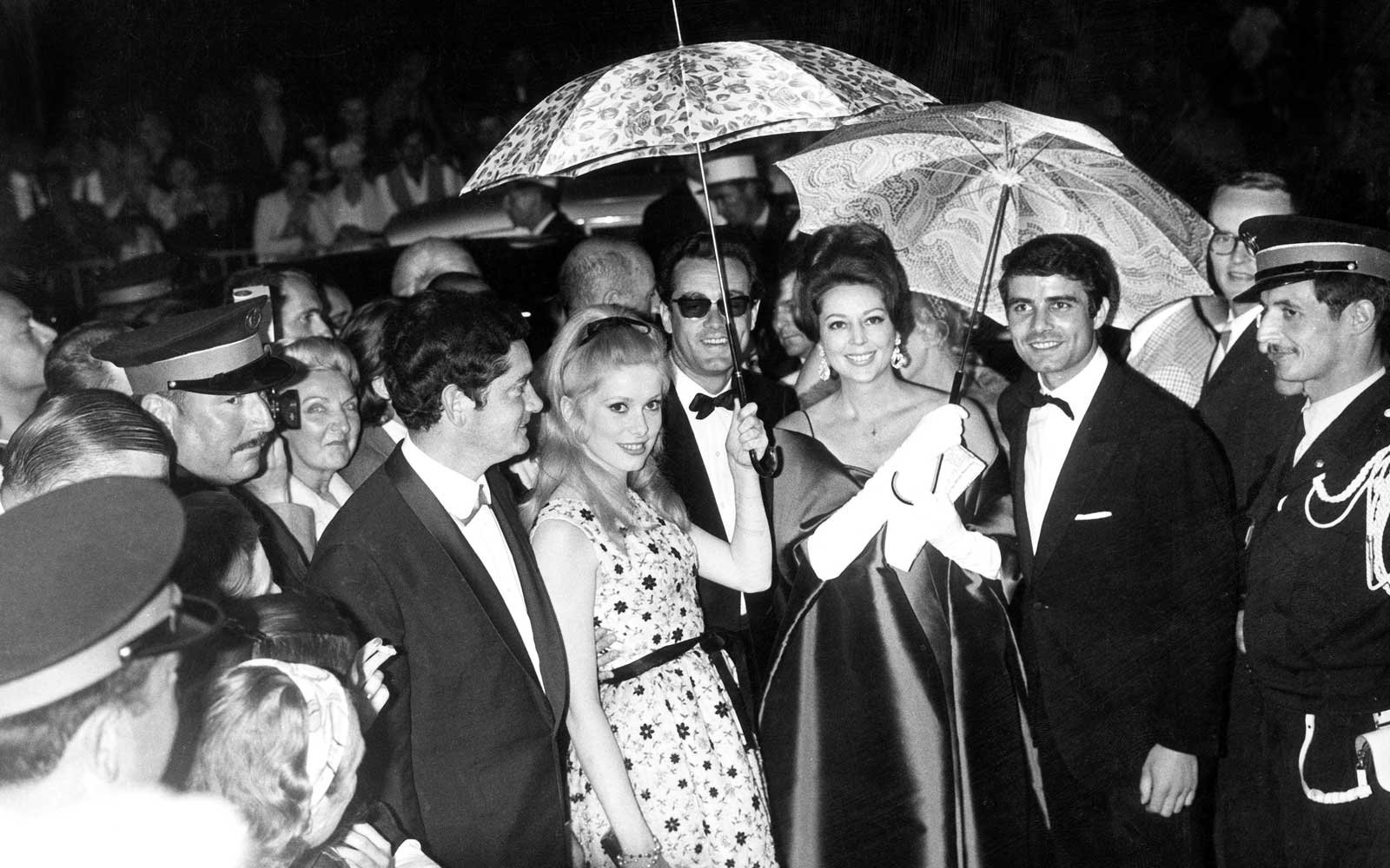 Image result for Cannes Film Festival in the 1950s