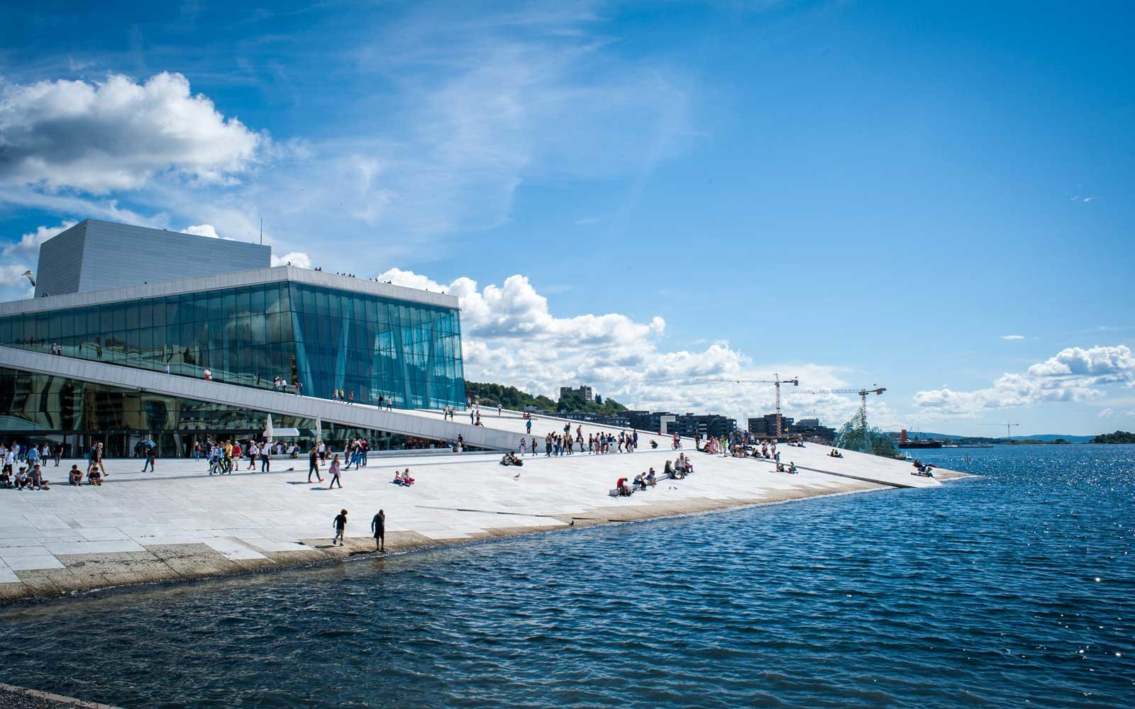 And Oslo Waterfront Travel Leisure