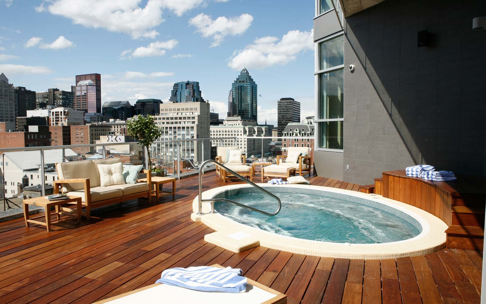 25 Rooftop Pools to Dream About While You Sit in the Office  Travel  Leisure