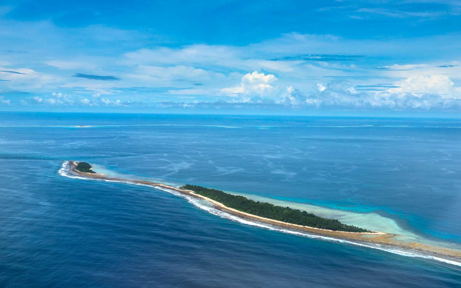 Tuvalu Island Is The Least Visited Country In The World