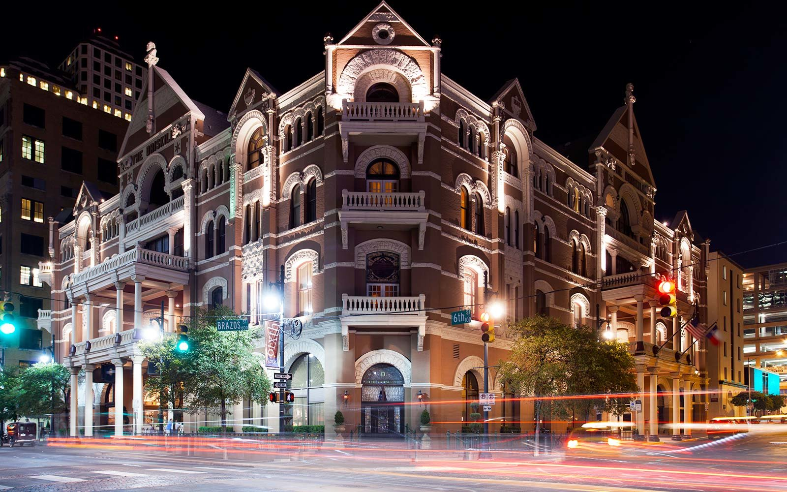 Haunted Driskill Hotel Austin Texas