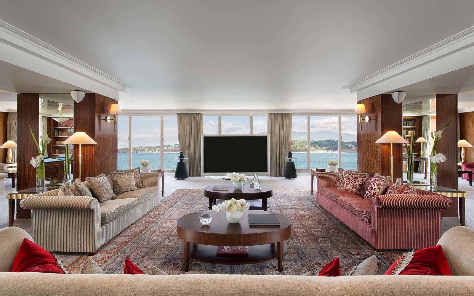 World Expensive Hotel Suite Costs 80 000