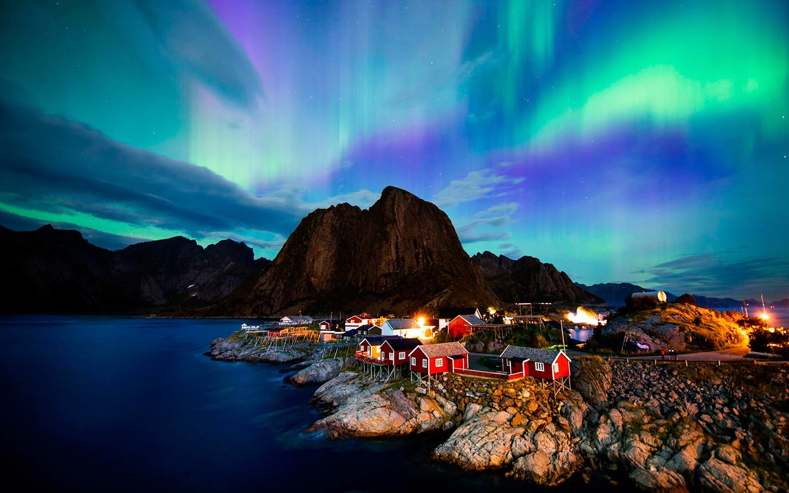 Northern Lights In Norway Travel Leisure
